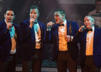 Bye Bye Baby - A Celebration of the Music of Frankie Valli and the Four Seasons