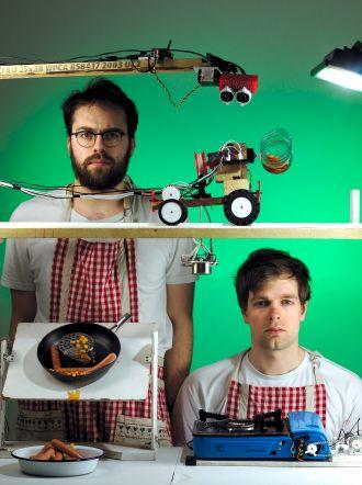 Foxdog Studios: Robot Chef