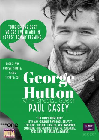 George Hutton in Concert