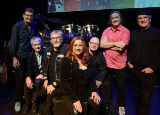 The Illegals With Niamh Kavanagh