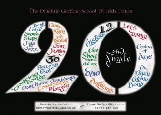 Dominic Graham School of Dance presents... 20