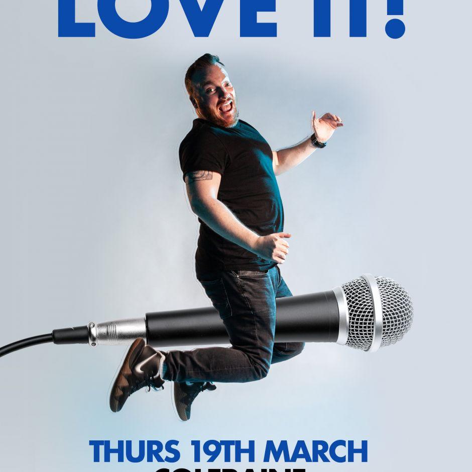 Micky Bartlett - Love It Tour 2020