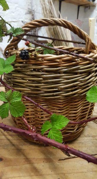 Blackberry Basket Weaving Workshop