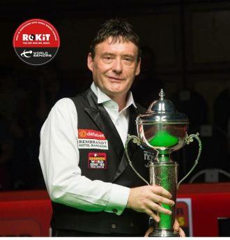 ROKiT 6 Red World Seniors Snooker Championships